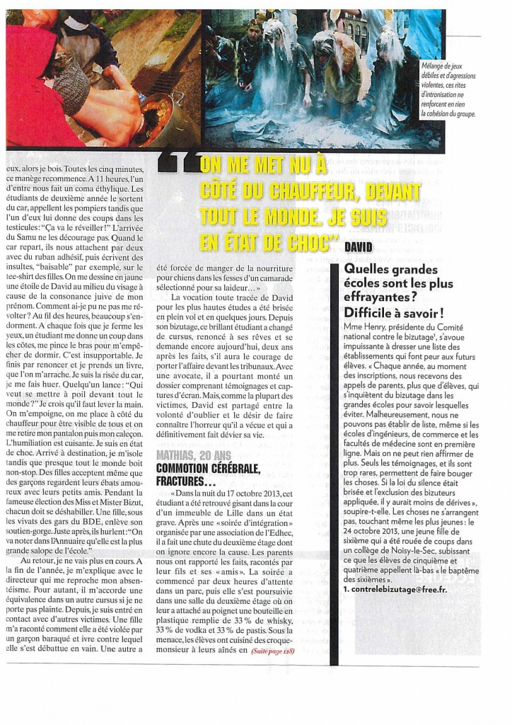 20131128 - PARIS MATCH n638_Bizutage et Bapteme étudiants (3)