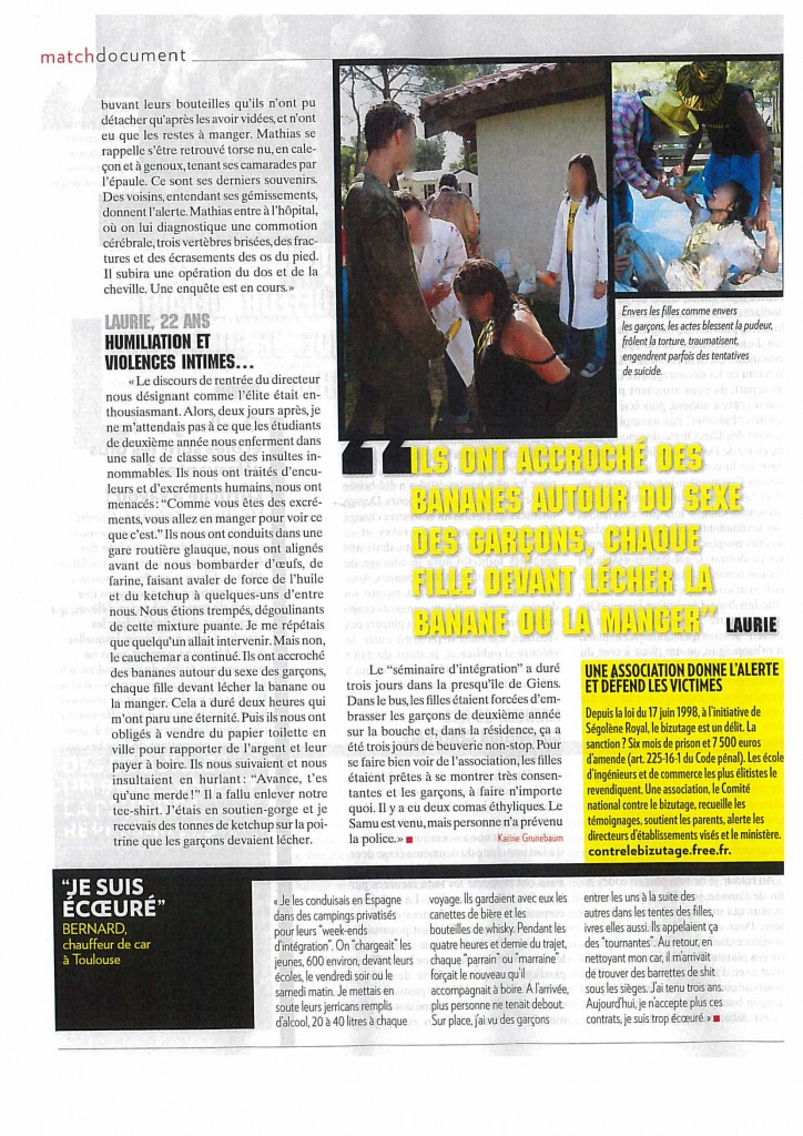 20131128 - PARIS MATCH n638_Bizutage et Bapteme étudiants (4)